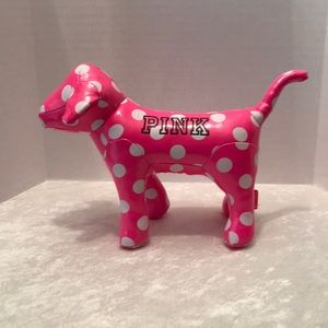 NEW VS PINK DOG